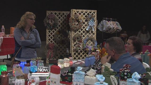 The event is aimed to raise money to provide Christmas presents to low-income families in Putnam County.