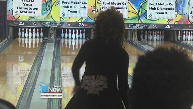 Rally Point Youth Center held their annual Bowl-a-thon at Westgate Entertainment Center.