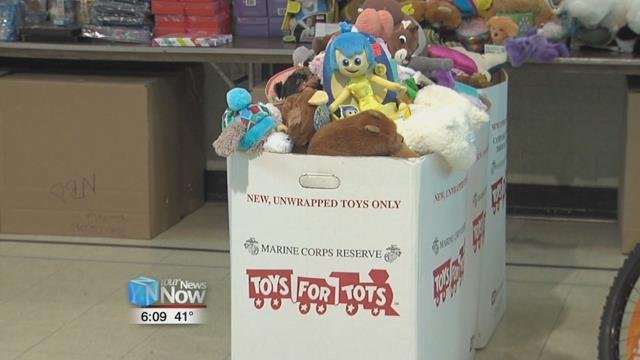 The familiar boxes will be placed in different locations throughout Lima and Allen County for the next few weeks.