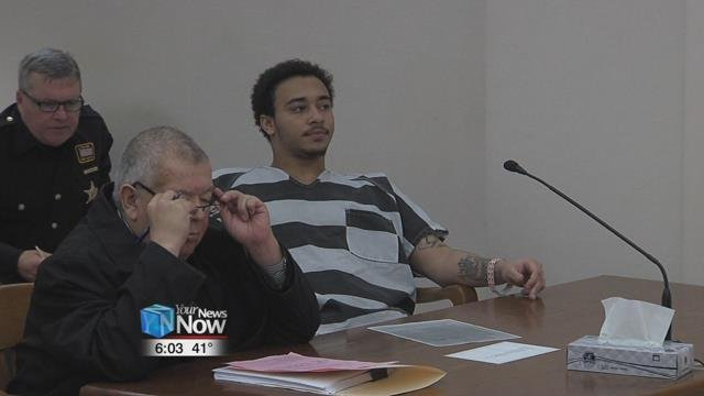 21-year-old Cory Jackson took a plea deal today and pleaded guilty to felonious assault, while the charge of retaliation was dropped by the state.