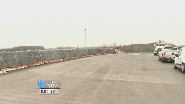 I-75 will also open up to three lanes in both directions north of U.S. 224.