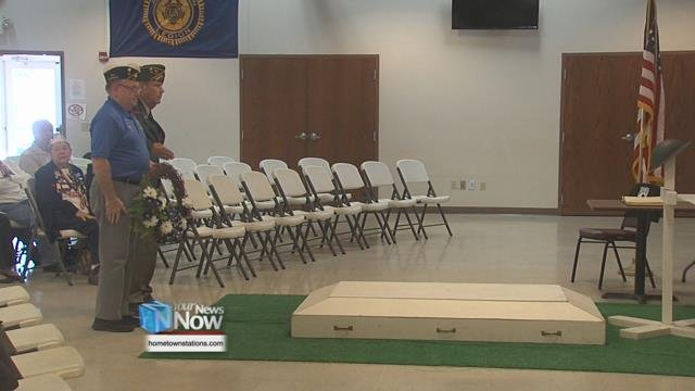 The American Legion Post 96 did Just that in their annual Veterans Day ceremony.