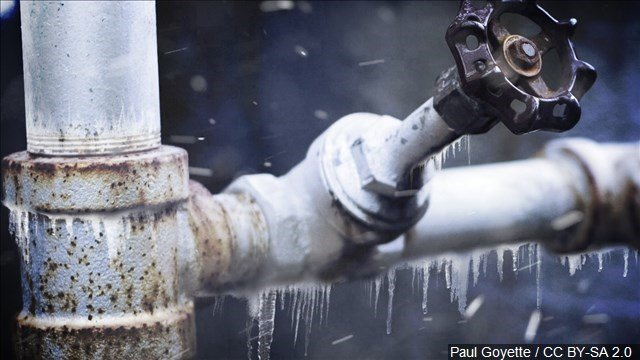 With the recent cold snap the region has been experiencing, the Lima Utilities Department wants to remind residents about ways to prevent water pipes from bursting.