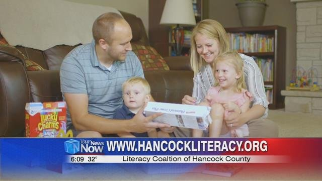 You can access the videos for free on their website www.hancockliteracy.org.