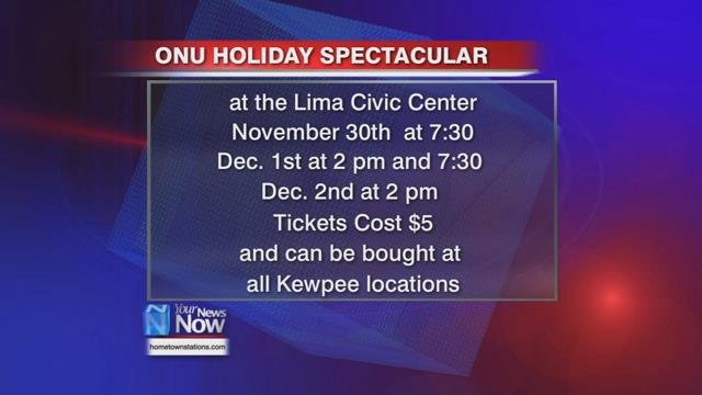The shows are general admission and you can get your tickets at one of the Kewpee locations.