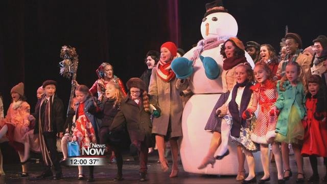 Many families have made this their Christmas tradition, but it also is a memorable time for the performers.