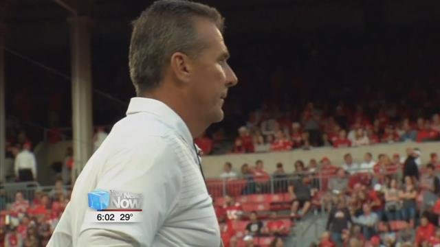 This afternoon in a press conference Urban Meyer announced he would be retiring from Ohio State.