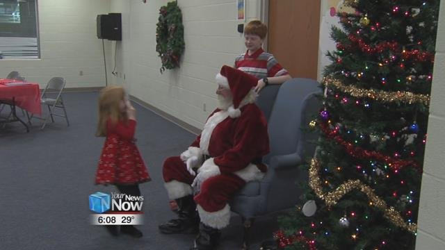 "The Lima Family YMCA is inviting the public to visit with the jolly old elf at their annual ""Breakfast with Santa""."