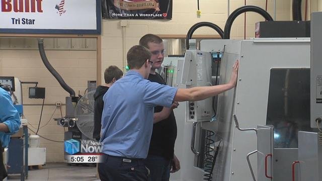 Robotics is a growing field and Tri Star is looking to increase there class size to 50 students.