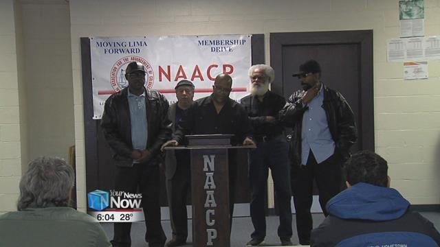 In a press conference on Tuesday, the NAACP has come forward to say that they have received complaints against many corporations in the Lima area.