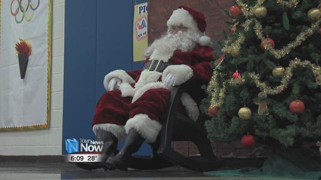 It's a chance for children with autism and other disabilities to visit with Santa on their own terms.