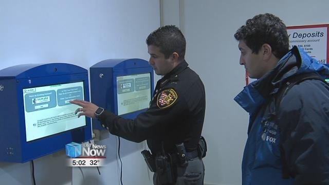 Using a program known as Inmate Canteen, visitors will now be able to video chat with an inmate from anywhere in the world on a phone, tablet, or computer.