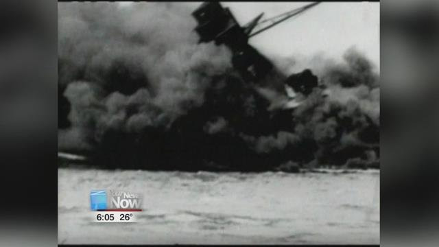 It was December 7, 1941, when the Japanese Imperial Navy launched a surprise attack on the U.S. naval base in Pearl Harbor, Hawaii.