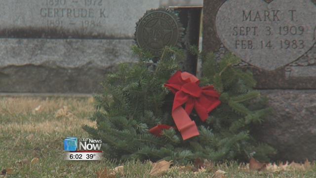Nearly 2 million wreaths from Harrington, Maine were laid on the graves ofveterans across America over the weekend through the Wreaths Across America program.